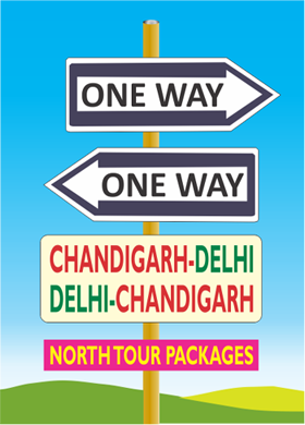 taxi service from delhi to chandigarh